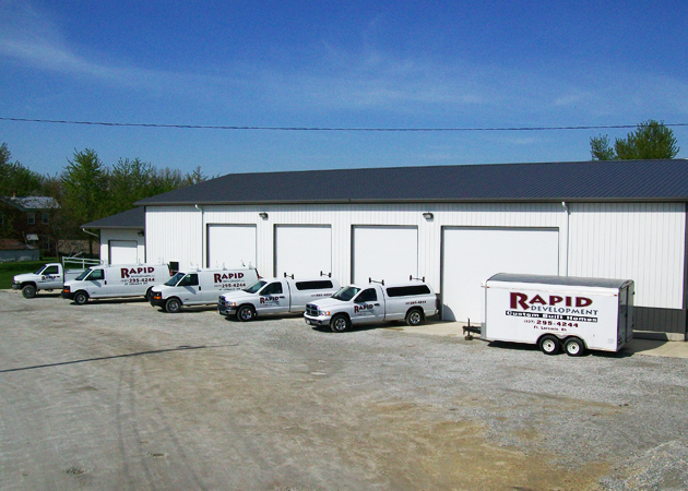 Rapid Development Fort Loramie