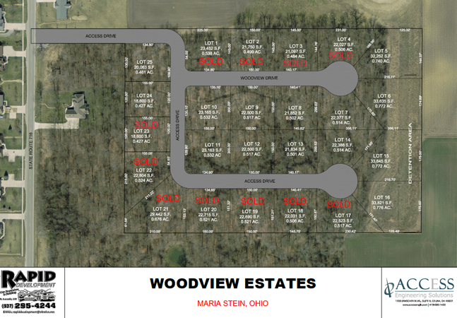 Woodview Estates Subdivision