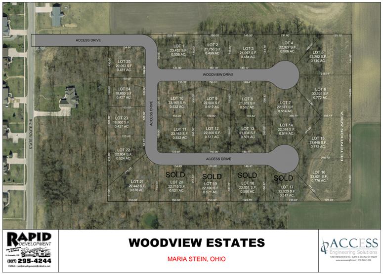 Woodview Estates Subdivision